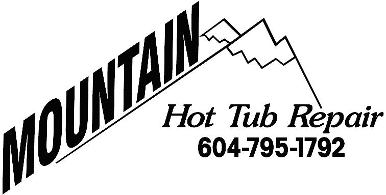 Mountain Hot Tub Repair logo